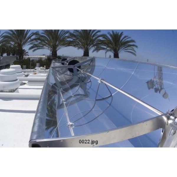 Calentador Solar de Concentración